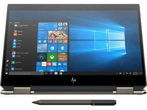 """HP - Spectre x360 2-in-1 13.3"""" UHD Touch-Screen Laptop - Intel Core i7 - 16GB Memory - 512GB Solid State Drive - Poseidon Blue 13-AP0023DX Tablet Notebook PC Computer"""