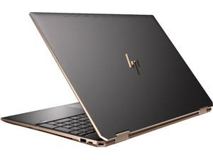 "HP - Spectre x360 2-in-1 15.6"" 4K Ultra HD Touch-Screen Laptop - Intel Core i7 - 16GB Memory - 512GB SSD - HP Finish In Dark Ash Silver, Sandblasted Finish Notebook Tablet PC Computer 15-DF0013DX"