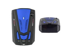 Car 16Band GPS Speed Radar Detector Scanning Advanced Voice Alert Laser LED NE#1