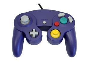 Gamecube USB Controller - Purple - for Windows, Mac, and Linux - by Mars Devices