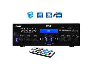 PYLE AUDIO - HOME PDA6BU BT STEREO AMP RECEIVER 200W