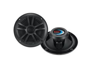 "BOSS AUDIO MR6B 6.5"" DUAL CONE MARINE SPEAKER BLACK"