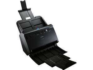 Canon imageFORMULA DR-C240 (0651C002) Color Depth: 24-bit Grayscale Depth: 8-bit CMOS 600 dpi Sheet Fed Document Scanners
