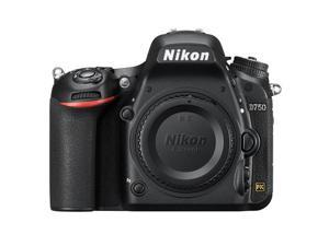 NEW Nikon D750 Digital SLR Camera FX-format Full Frame DSLR 24.3 MP (Body Only) - International Version