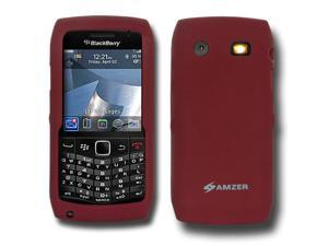 Amzer Silicone Skin Jelly Case for BlackBerry Pearl ...