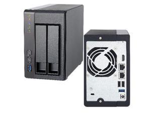 2 Bay Personal Cloud Network Attached Storage (NAS) - TS-251+-8G-US