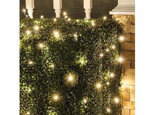 Ge 100 Led Energy Smart Random Sparkle Warm White Net Lights
