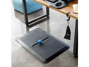 VARIDESK - Standing Desk Anti-Fatigue Comfort Floor Mat - ActiveMat Groove
