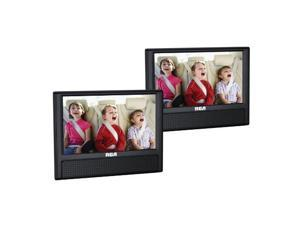 "9"""" Dual Screen Mobile DVD Player"