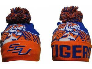 d5b754c1a02 Savannah State Tigers S8 Beanie  Royal Blue ...