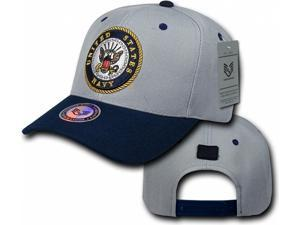 2d59da03019 RapDom United States Navy 2-Tone Workout Mens Snap Back Cap ...