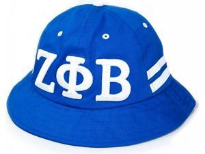 11ea26e7889 Zeta Phi Beta Divine 9 S4 Ladies Bucket Hat  Royal Blue - 59 cm
