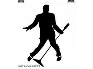 9003998feddbf Elvis Presley Silhouette Static Cling Decal Sticker ...