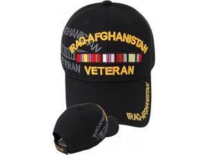 ddf08ce3f7cc2e Iraq-Afghanistan Veteran Ribbon Shadow Mens Cap ...
