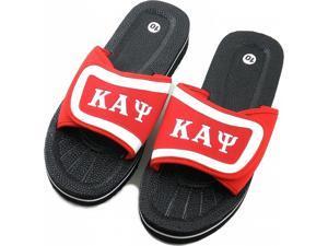 8ff4fbc2820 Buffalo Dallas Kappa Alpha Psi Strapped Mens Flip Flop Sandals ...