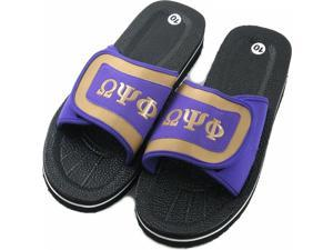 3756c2f343b Buffalo Dallas Omega Psi Phi Strapped Mens Flip Flop Sandals ...