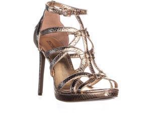 b8a6ebd84124 Michael Kors Sandra Platform Strappy Stiletto Sandals