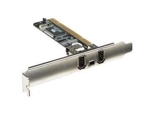 PCI to Serial Port Card, PCI to USB Card, Firewire PCI Card