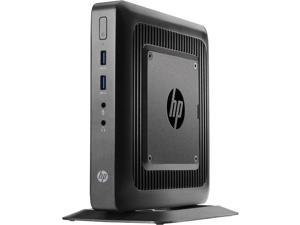 HP G9F02AA Thin Client - Amd G-Series Gx-212Jc Dual-Core (2 Core) 1.20 Ghz - 4 Gb Ram Ddr3L Sdram - 8 Gb Ssd - Amd Radeon Hd Graphics - Gigabit Ethernet - Hp Smart Zero Client Service - Displayport -