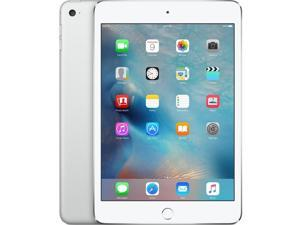 Apple iPad mini 4 (128GB, Wi-Fi, Silver) - MK9P2LL/A