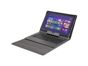 Toshiba Carrying Case (Portfolio) for Ultrabook - Black