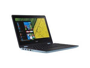"Acer Spin 1 SP111-31-C0RZ Intel Celeron N3350 (1.1 GHz) 4 GB Memory 64 GB Flash Intel HD Graphics 500 11.6"" Touchscreen 1366 ..."