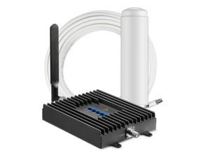 SureCall SC-PolyH-72-ORA-Kit Fusion4Home 3G/4G Cell Phone Signal Booster Kit