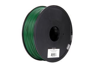 Monoprice MP Select PLA Plus+ Premium 3D Filament 1.75mm 1kg/spool Pine Green