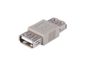 Monoprice USB 2.0 A Female to A Female Coupler Adapter