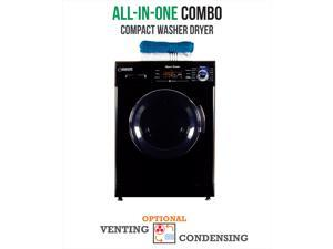 Equator 1.57 cu. ft. Compact Convertible Super Combo Washer with Venting/Condensing Drying
