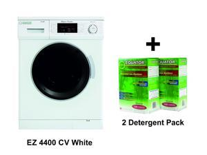 Equator All-in-one Compact Combo Washer Dryer with two Detergent boxes
