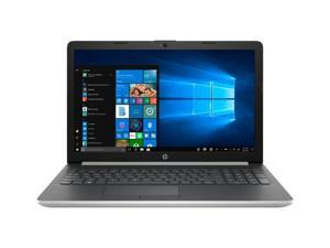 "HP 15.6"" HD Touchscreen Laptop (AMD Ryzen 5 3500U Processor, 8GB Memory, 128GB SSD, DVD-RW Optical Drive, AMD Radeon Vega 8, Windows 10 Home, Silver)"