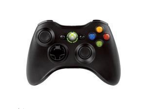 Microsoft Xbox 360 Wireless Controller Joystick-Black/White