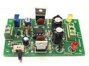 DIY Dual Rail Variable DC Power Supply Soldering Kit (Intermediate Level)