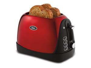 Oster 2-Slice Toaster, Red TSSTTR6307-NP