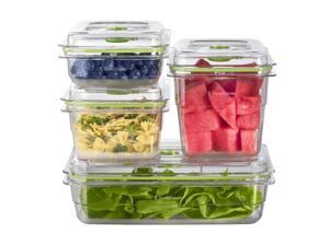 The NEW FoodSaver Fresh Container,  4-Piece Set FA4SC35810-000