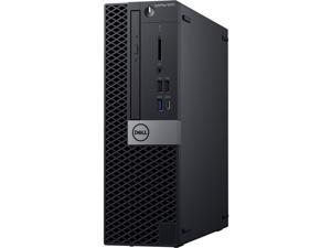 Dell OptiPlex 5070 Small Form Factor Desktop Computer, Intel Core i7-9700 CPU, 16GB RAM, 1TB HDD, Windows 10 Professional
