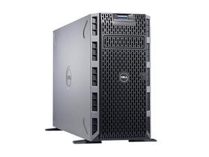 Dell PowerEdge T330 Intel Xeon E3-1230 v6 3.4GHz Quad Core, 32GB DDR4 RAM, 8TB (4 x 2TB) SATA, Windows 2019 Standard OS Installed