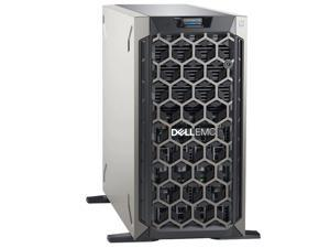 Dell PowerEdge T340 Tower Server for Business, Windows 2016 STD OS, Intel Xeon E-2124 Quad-Core 3.3GHz 8MB, 32GB DDR4 RAM, 12TB Storage, RAID, Single PSU, 3 Years Warranty