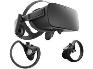 Oculus Rift + Touch Virtual Reality System Bundle