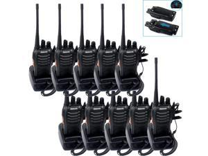 Two way radios and walkie talkies newegg 10xretevis h 777 walkie talkie uhf400 470mhz 16ch fandeluxe Images