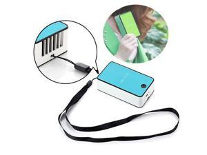 Vacuum Cleaner Parts Home Appliance Parts Enthusiastic Small Personal Desk Fan With 6000mah Power Bank Mini Handheld Usb Fan With Portable Charger Best Using In Travel School Office Discounts Price
