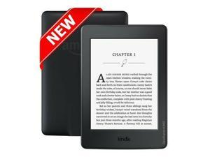 "NEW Amazon Kindle 7th Gen Paperwhite 6"" eReader 300ppi w/Light Wi-Fi, Black"