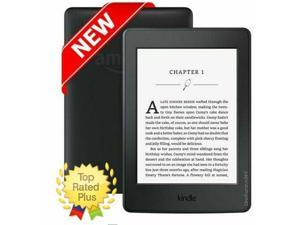 "NEW! Amazon Kindle 7th Gen Paperwhite 6"" eReader 300ppi w/Light Wi-Fi, Black"