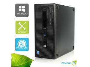 HP EliteDesk 800 G1 Tower  i5-4570 3.30GHz 4GB 160GB Win 7 Pro 1 Yr Wty