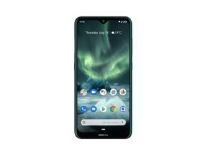 Nokia 7.2 TA-1178 128GB Unlocked GSM Phone w/ Triple (48MP+5MP+2MP) Rear Camera