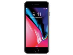 Apple iPhone 8 64GB Unlocked GSM/CDMA Phone w/ 12MP Camera - Space Gray
