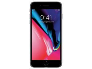 Apple iPhone 8 Plus 64GB Unlocked GSM Phone w/ Dual 12MP Camera - Space Gray