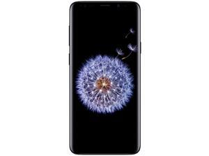 Samsung Galaxy S9+ G9650 64GB Single SIM Unlocked GSM 4G LTE Phone w/ 12 MP Camera - Midnight Black (International Version)