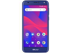 BLU C6 C031P 16GB Unlocked GSM Dual-SIM Android Phone w/ Dual 8MP 2MP Camera - Blue